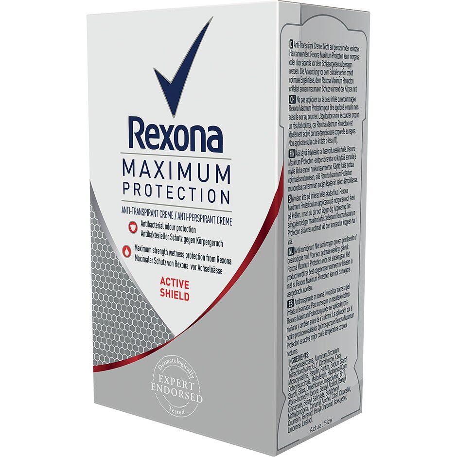Rexona Maximum Protection Active Shield  Rexona Deodorantit