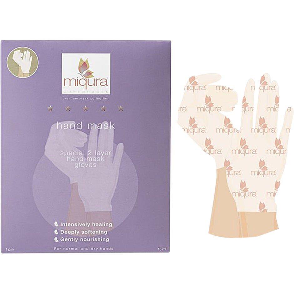 Miqura Hand Mask  Miqura Käsivoiteet