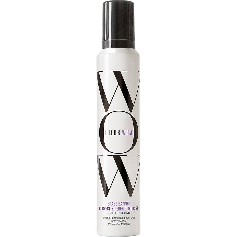 Color Wow Brass Banned Mousse  Color Wow Muotovaahdot