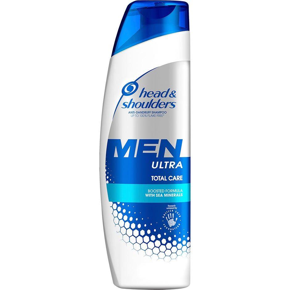 head & shoulders Total Care, 225 ml head & shoulders Shampoo