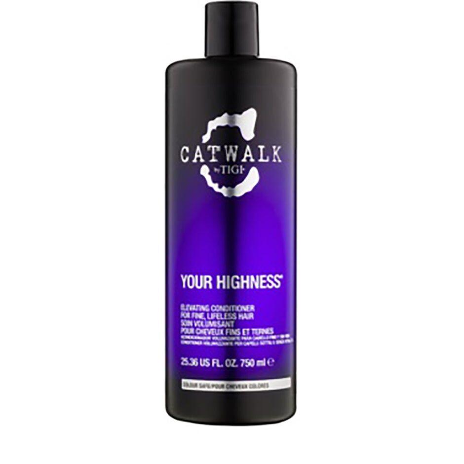 TIGI Catwalk Your Highness  750ml TIGI Catwalk Hoitoaine