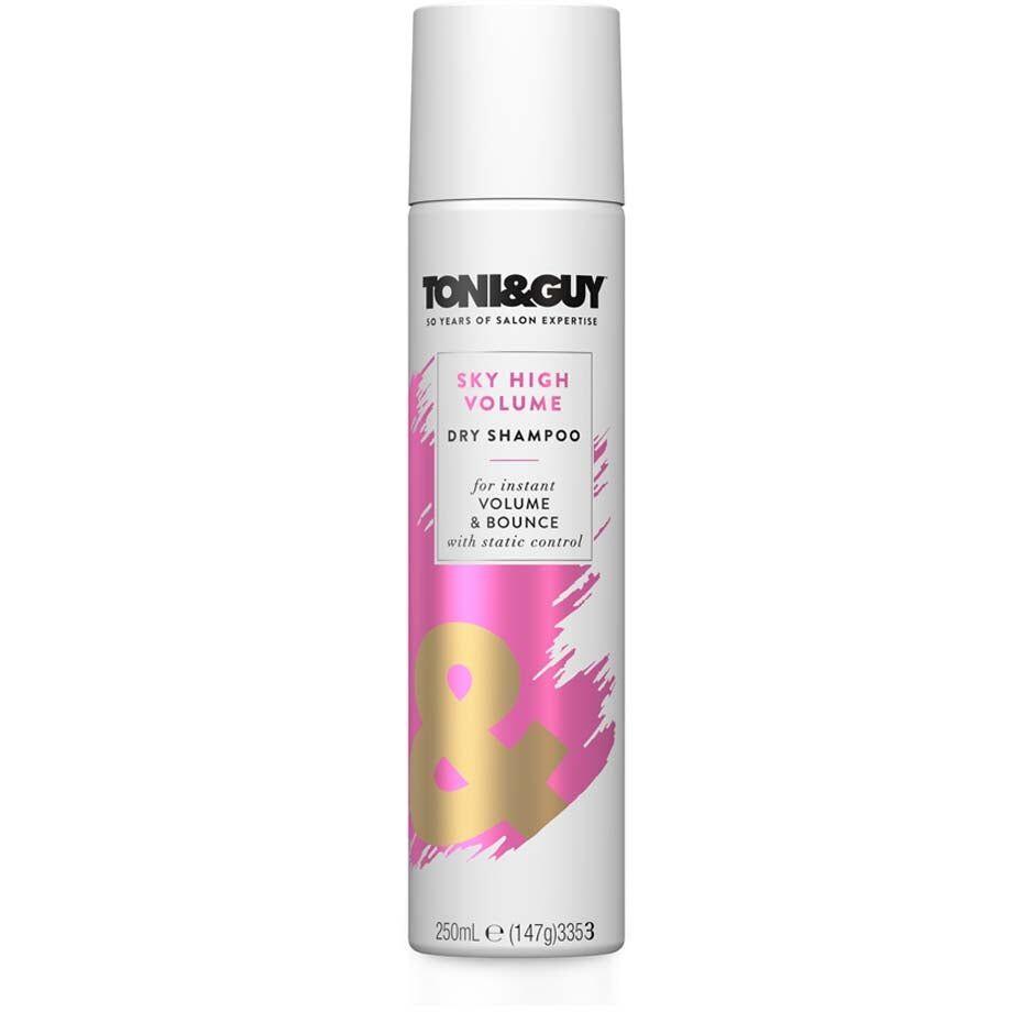 Toni GUY Sky High Volume Dry Shampoo,  250ml Toni&Guy Kuivashampoot