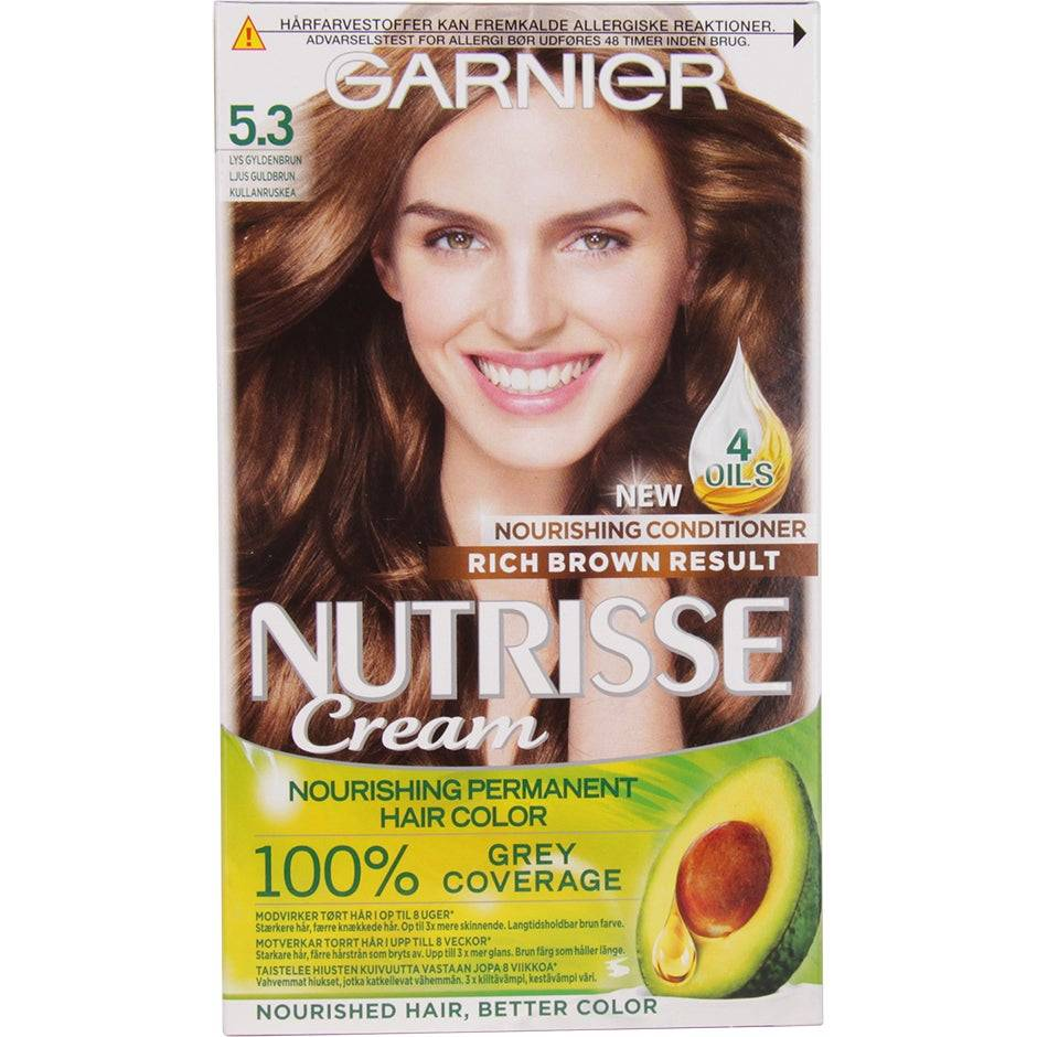 Garnier Nutrisse  Garnier Hiusvärit