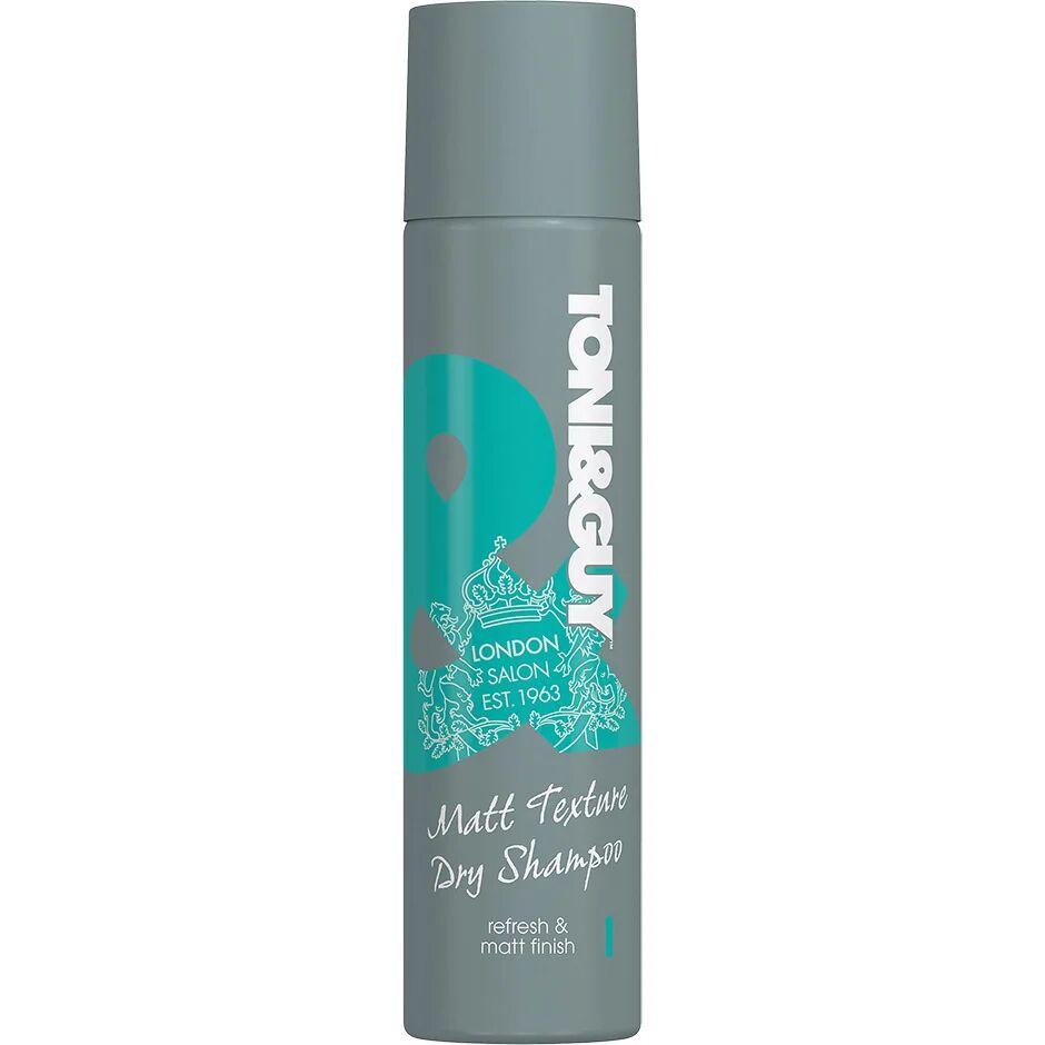 Toni GUY Matt Texture Dry Shampoo,  250ml Toni&Guy Kuivashampoot