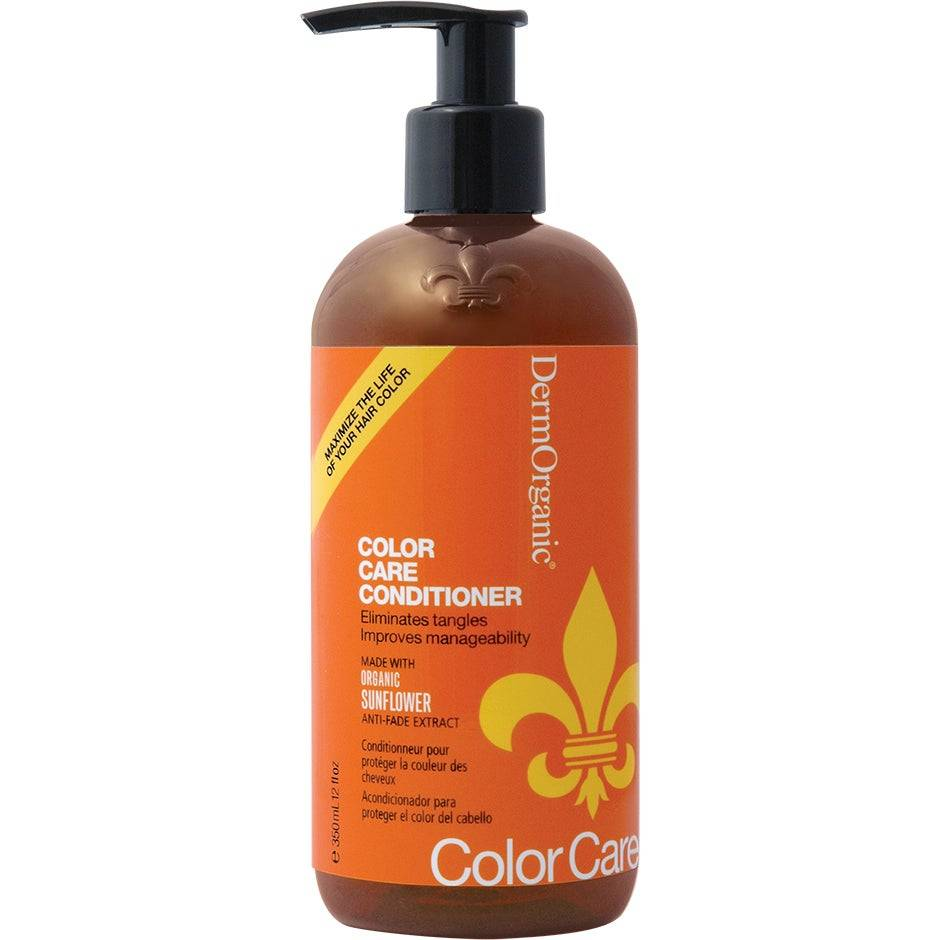 DermOrganic Color Care Conditioner  DermOrganic Shampoo