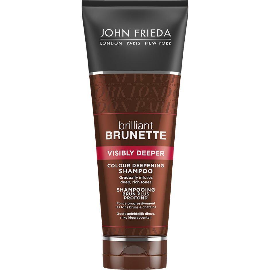 John Frieda Visibly Deeper Shampoo  John Frieda Shampoo