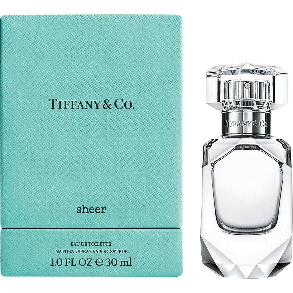 Tiffany & Co Tiffany Sheer EdT, 30 ml TIFFANY & Co Hajuvedet