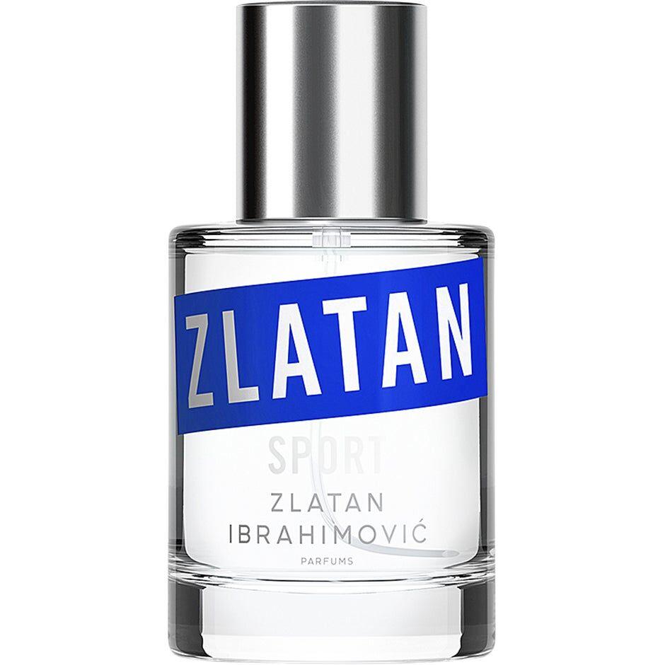 Zlatan Ibrahimovic Parfums Zlatan Sport Pro, EdT 30 ml Zlatan Ibrahimovic Parfums Hajuvedet