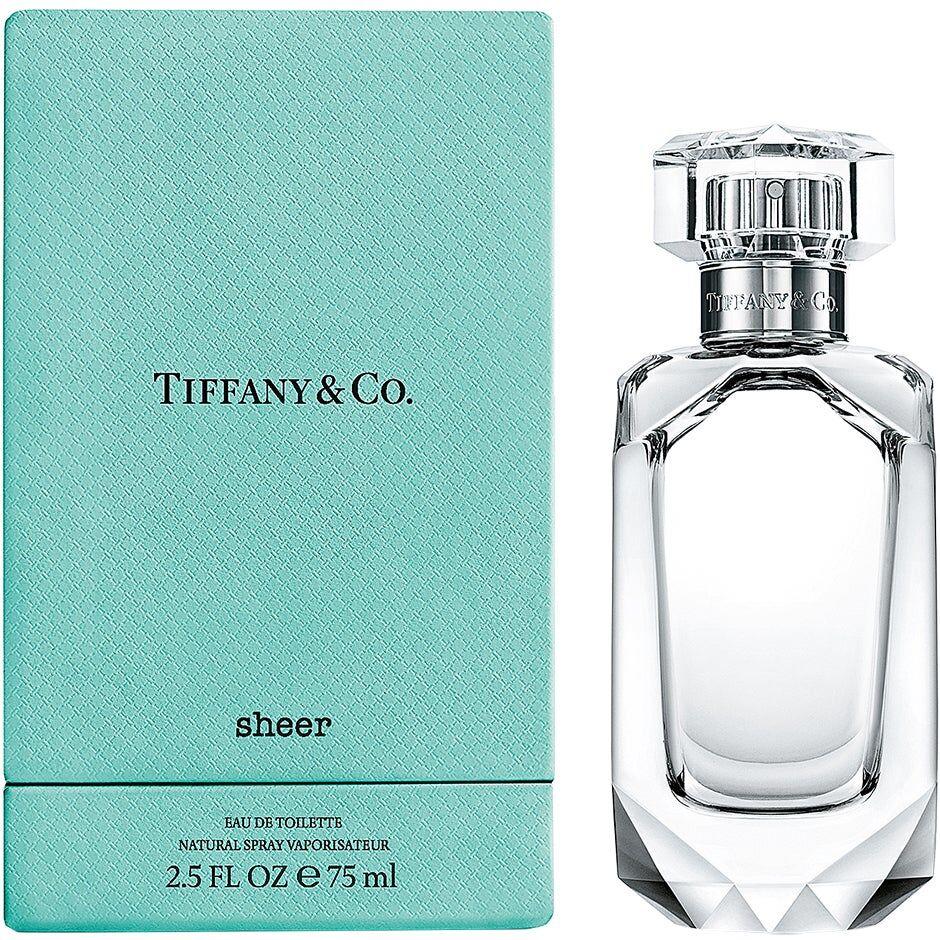Tiffany & Co Tiffany Sheer EdT, 75 ml TIFFANY & Co Hajuvedet