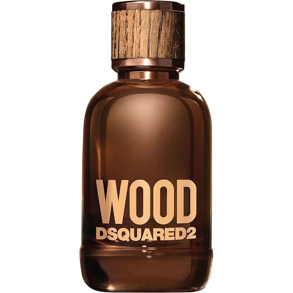 Image of Dsquared2 Wood Pour Homme, EdT 50 ml Dsquared2 Hajuvedet