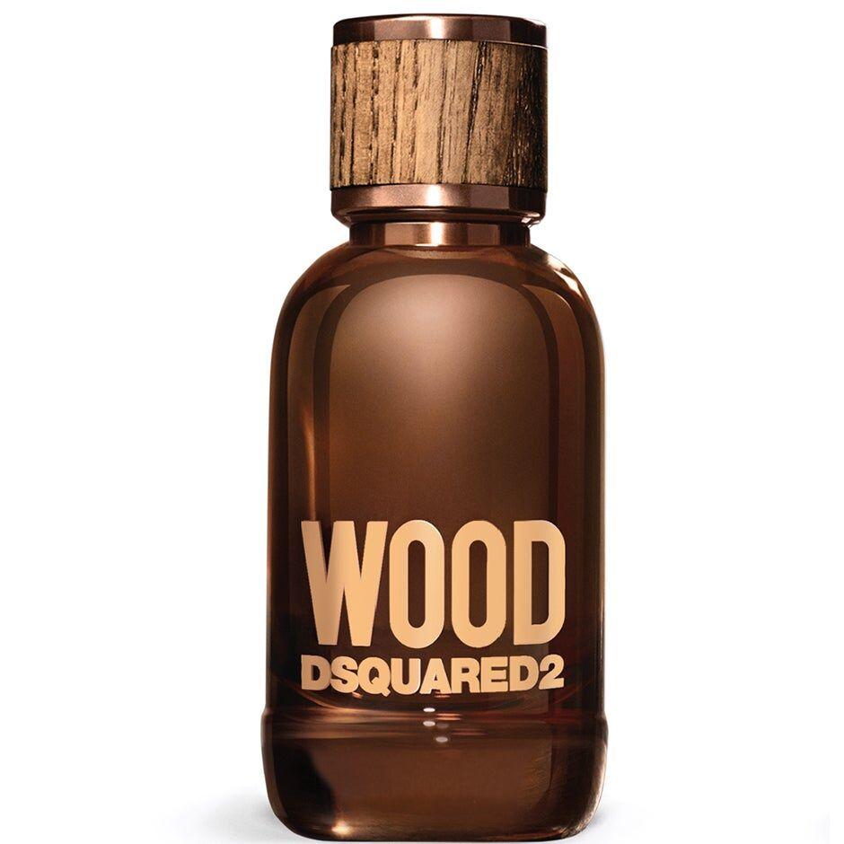 Image of Dsquared2 Wood Pour Homme, EdT 30 ml Dsquared2 Hajuvedet