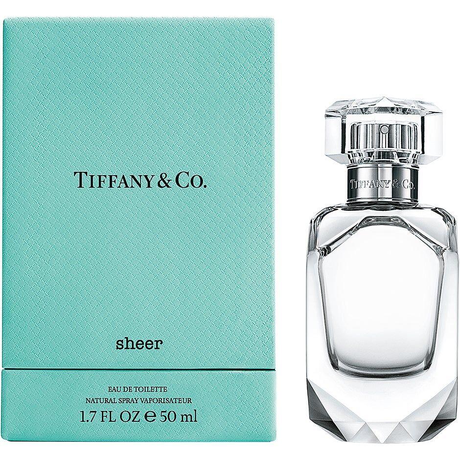 Tiffany & Co Tiffany Sheer EdT, 50 ml TIFFANY & Co Hajuvedet