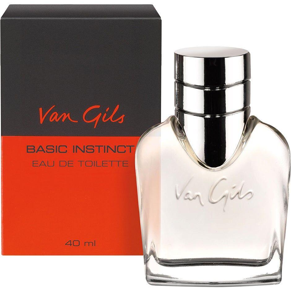 Van Gils Basic Instinct for Him EdT,  40ml Van Gils Hajuvedet