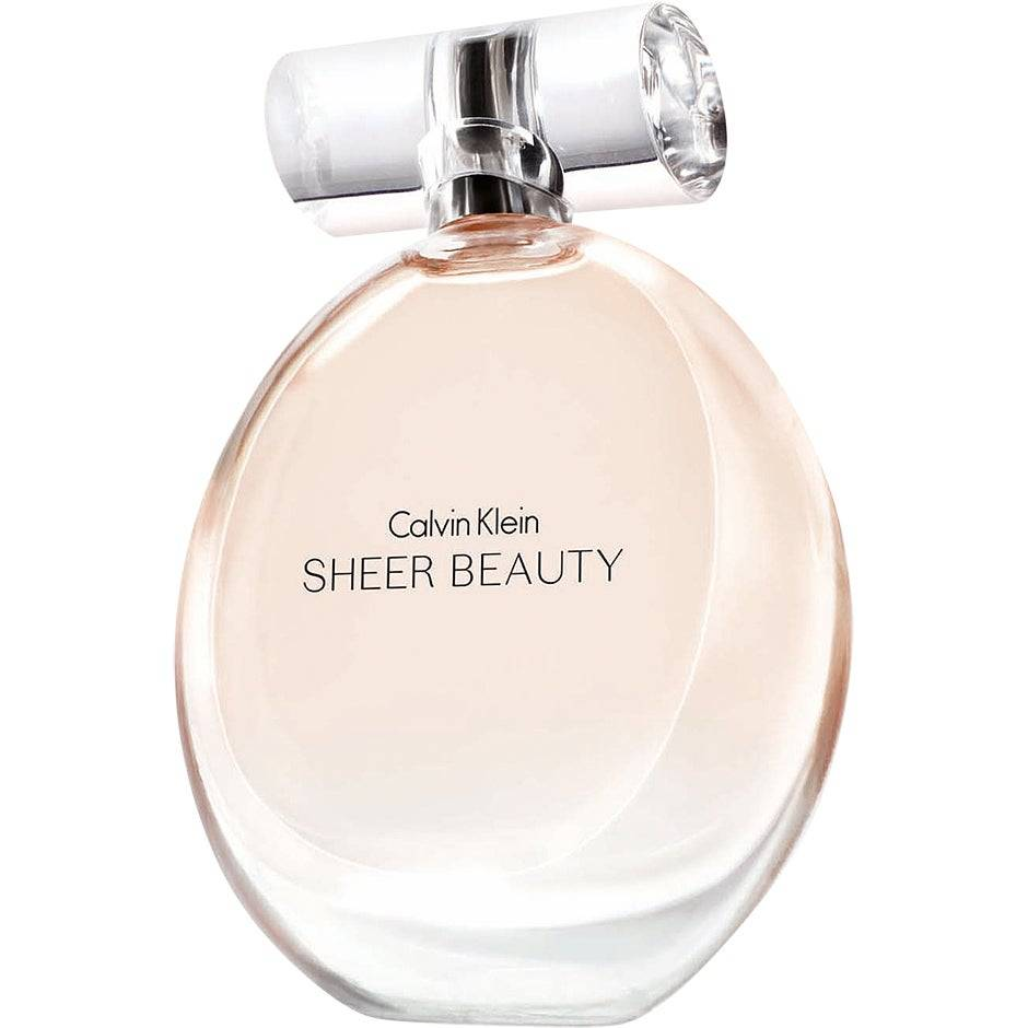 Calvin Osta Calvin Klein Sheer Beauty EdT,  50ml Calvin Klein Hajuvedet edullisesti
