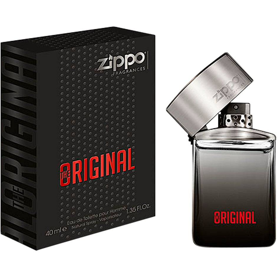 Zippo Original  Zippo Hajuvedet