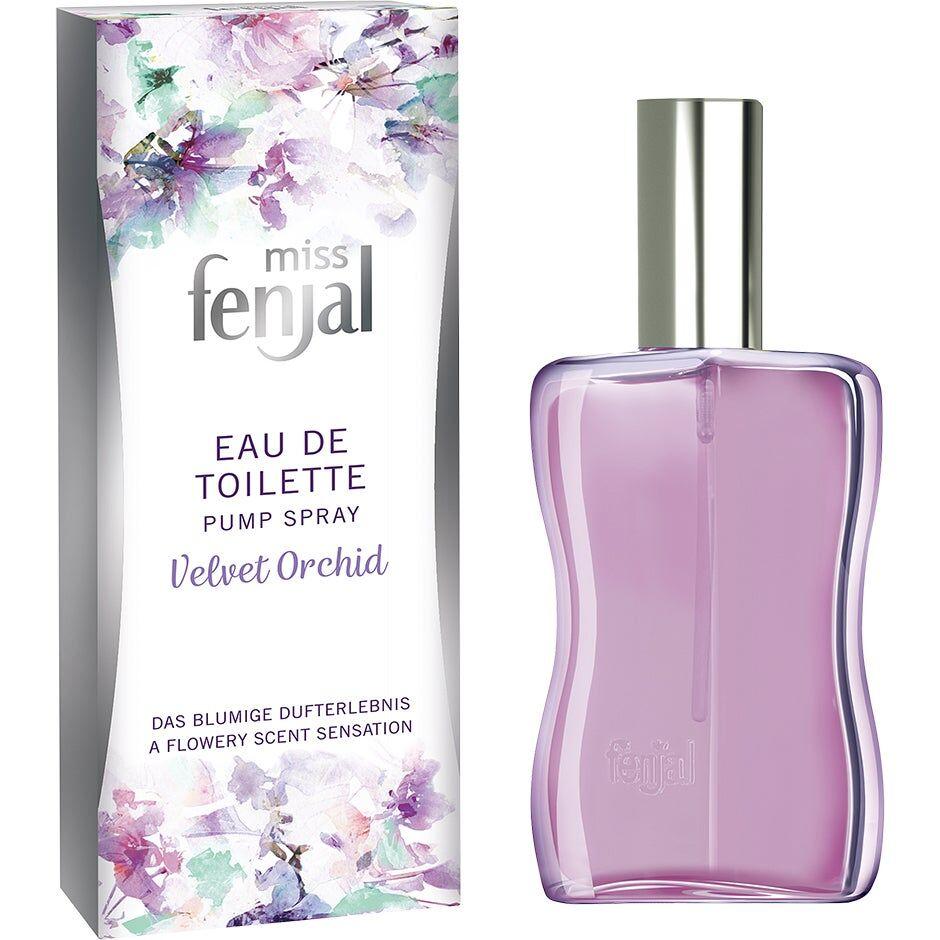Fenjal Edt Velvet Orchid, 50 ml Fenjal Hajuvedet