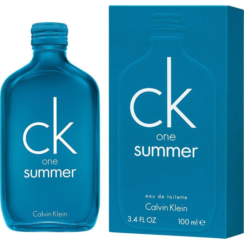Calvin CK One Summer 2018  Calvin Klein Hajuvedet
