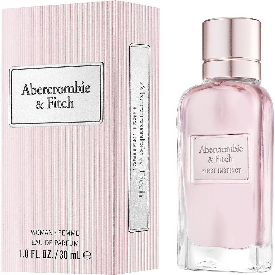 Abercrombie & Fitch First Instinct Women  Abercrombie & Fitch Hajuvedet