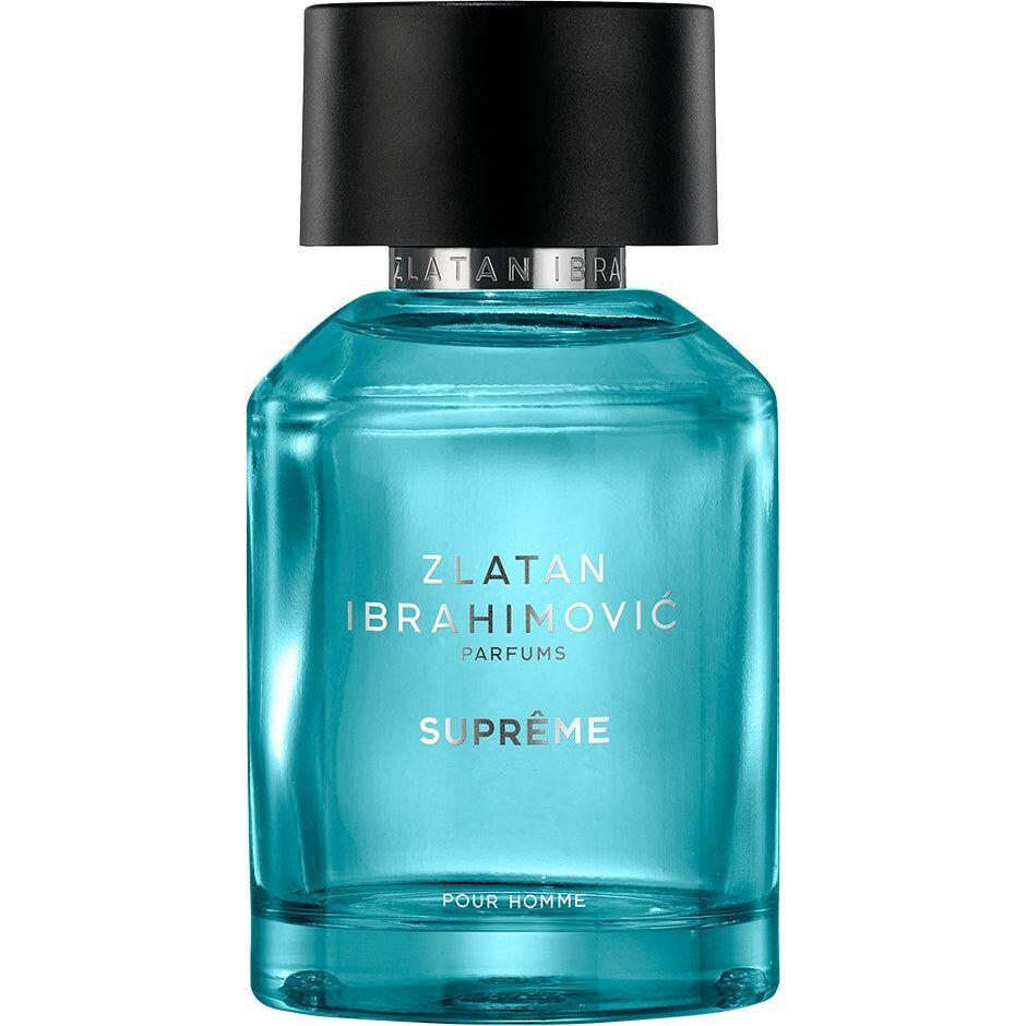 Zlatan Ibrahimovic Parfums Zlatan Ibrahimovic Suprême Pour Homme EdT, 100 ml Zlatan Ibrahimovic Parfums Hajuvedet