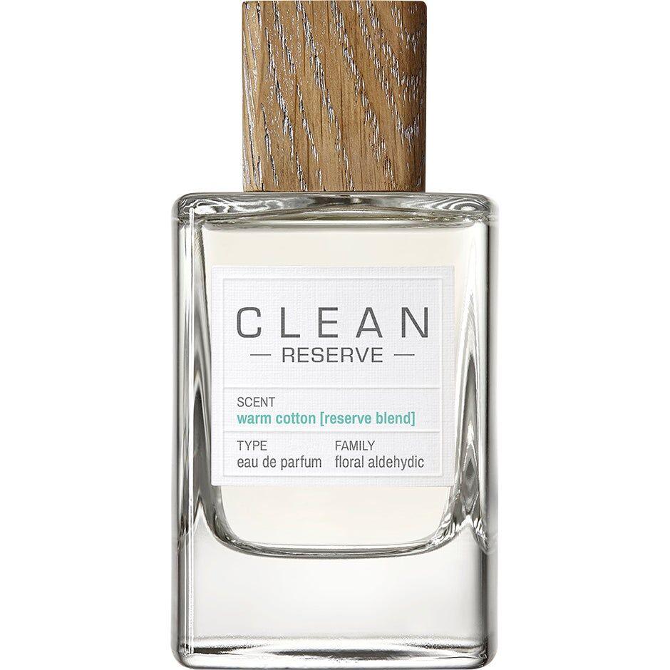 Clean Warm Cotton Reserve Blend EdP  100ml Clean Hajuvedet