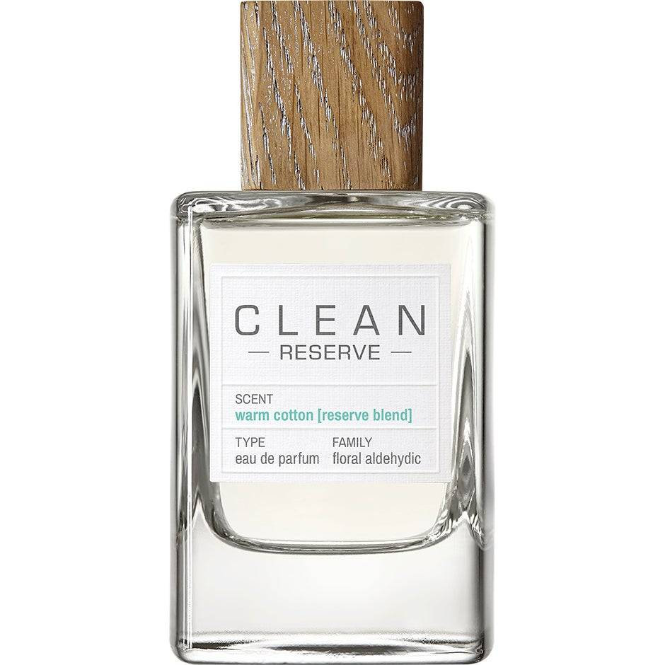 Clean Warm Cotton Reserve Blend EdP  100ml Clean Hajuvedet