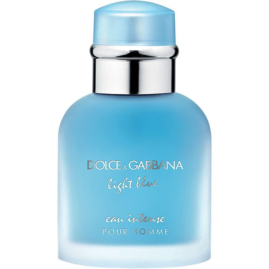 Dolce & Gabbana D&G light blue intense 50ml,  50ml Dolce & Gabbana Hajuvedet