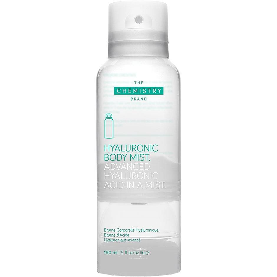 The Chemistry Brand Hyaluronic Body Mist  The Chemistry Brand Seerumit & öljyt