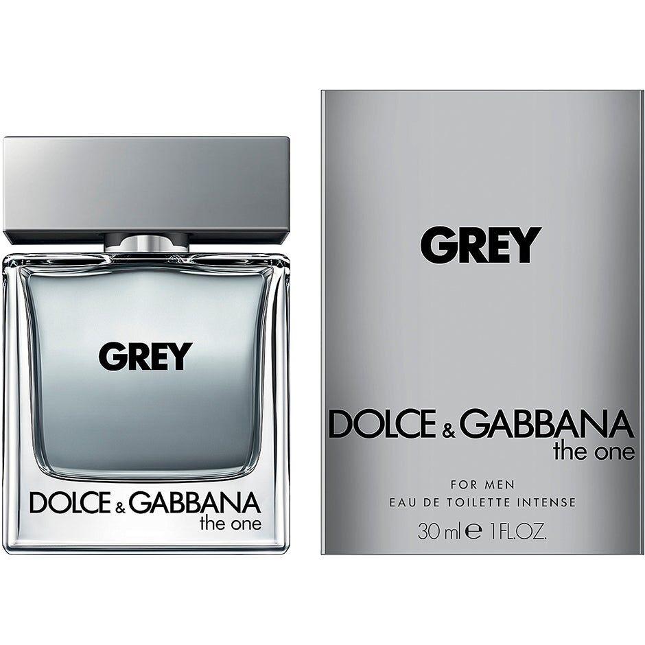 Dolce & Gabbana The One For Men Grey  Dolce & Gabbana Hajuvedet