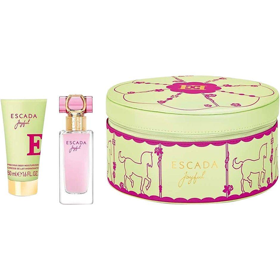 Escada Joyful Giftset  50ml Escada Naisten lahjapakkaukset
