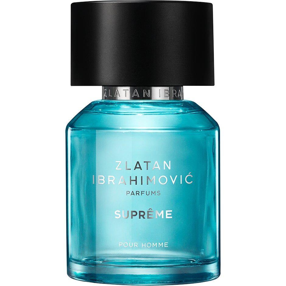 Zlatan Ibrahimovic Parfums Zlatan Ibrahimovic Suprême Pour Homme EdT, 50 ml Zlatan Ibrahimovic Parfums Hajuvedet