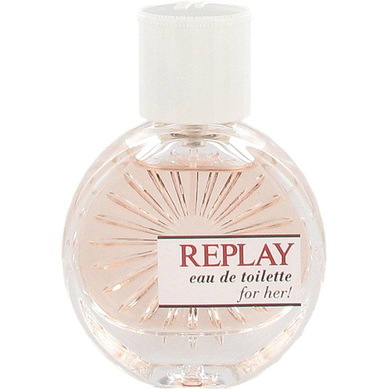 Replay for Her EdT  40ml Replay Hajuvedet