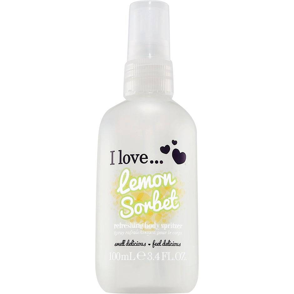 I love… Lemon Sorbet  100ml I love… Vartalosuihkeet