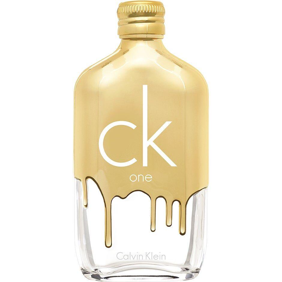 Calvin CK One Gold  50ml Calvin Klein Hajuvedet