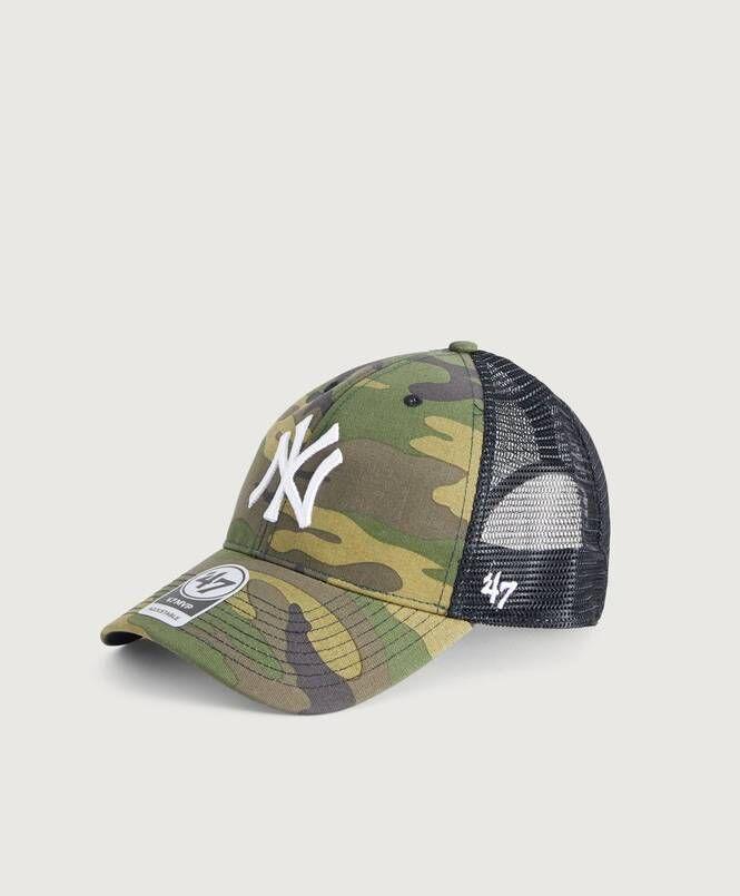 """47 Brand MLB New York Yankees Camo Branson """""""
