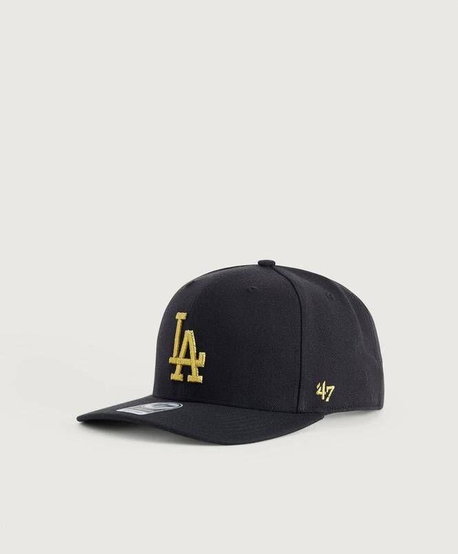 "47 Brand MLB Los Angeles Dodgers Cold Zone Metallic """