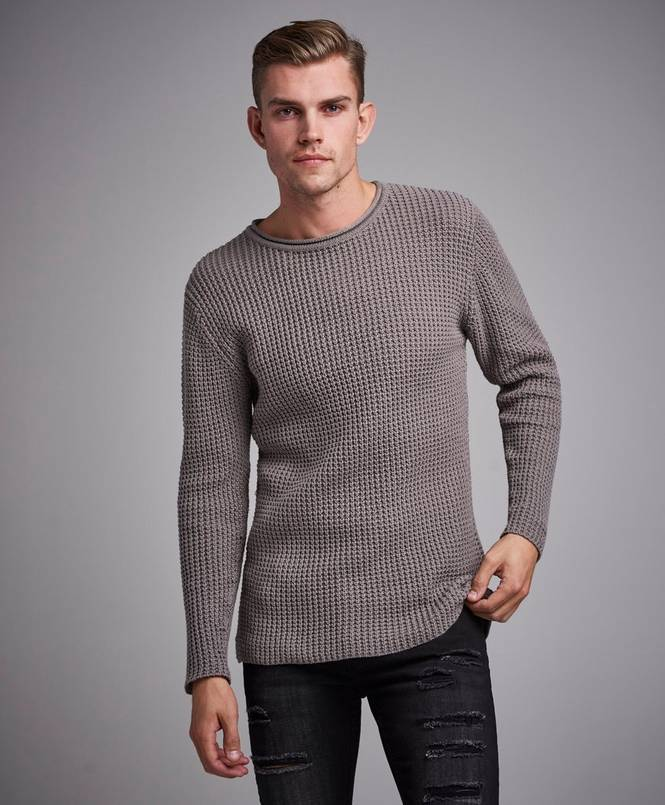 William Baxter Neulepusero Donaldson Knitted Sweater