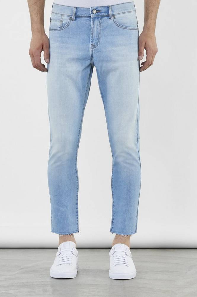 William Baxter Farkut Ted Cropped Jeans