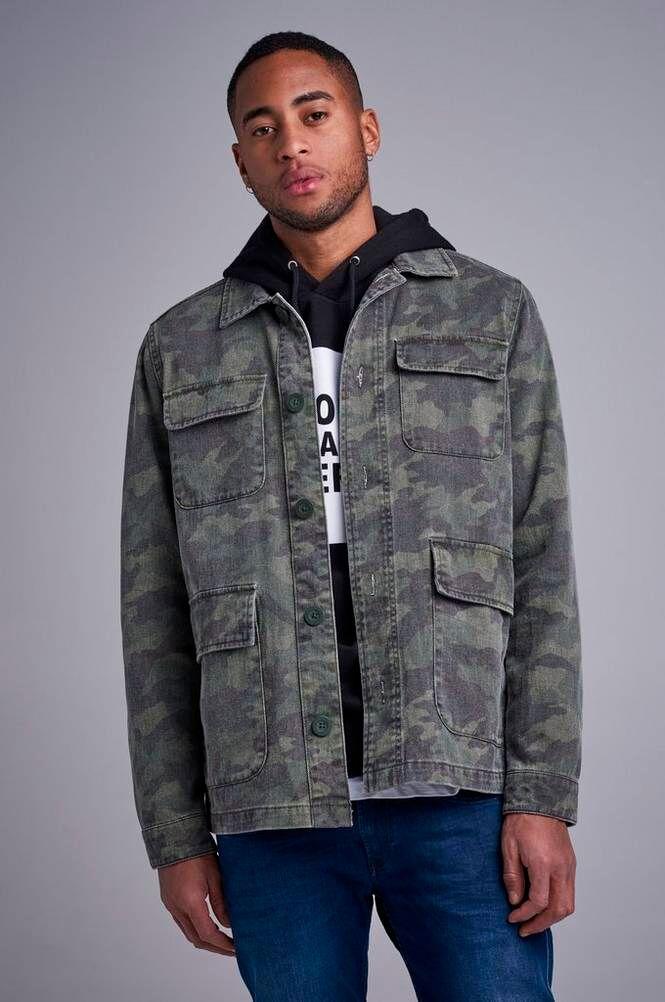 William Baxter Takki Army Jacket