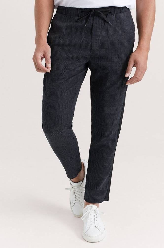 William Baxter Housut Drawstring Trousers 2