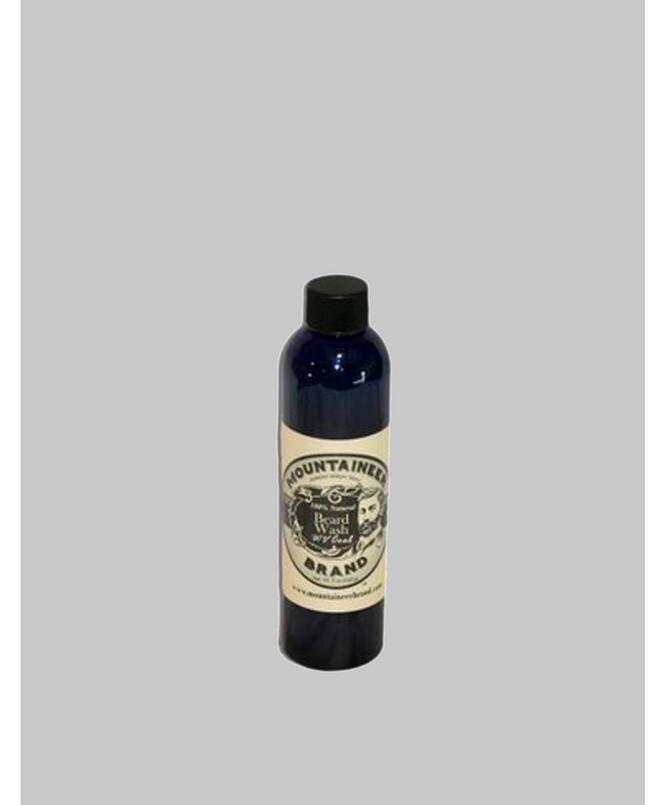 Mountaineer Brand Beard Wash Coal 120ml