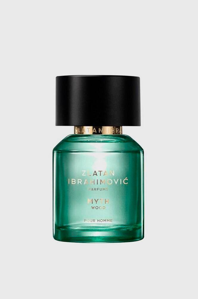 Zlatan Ibrahimovic Parfums MYTH Wood Homme EdT