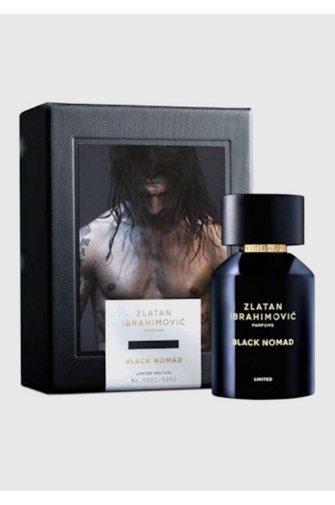 Zlatan Ibrahimovic Parfums Zlatan Black Nomad