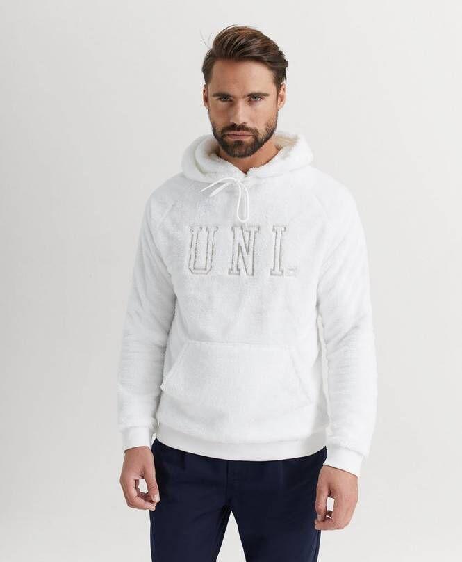 William Baxter Huppari Uni teddy hoodie