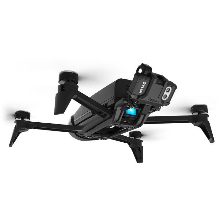 Parrot Bebop-Pro Thermal Drone sisäänrakennettu FLIR ONE Pro