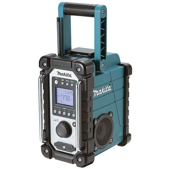 Makita DMR107 Radio ilman akkuja ja laturia