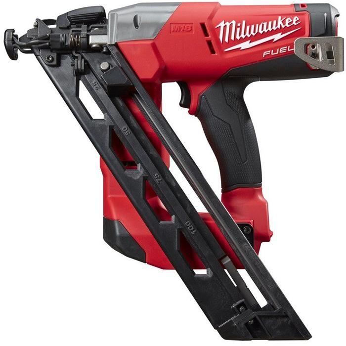Milwaukee M18 CN15GA-0X Dyckertnaulain ilman akkuja ja laturia