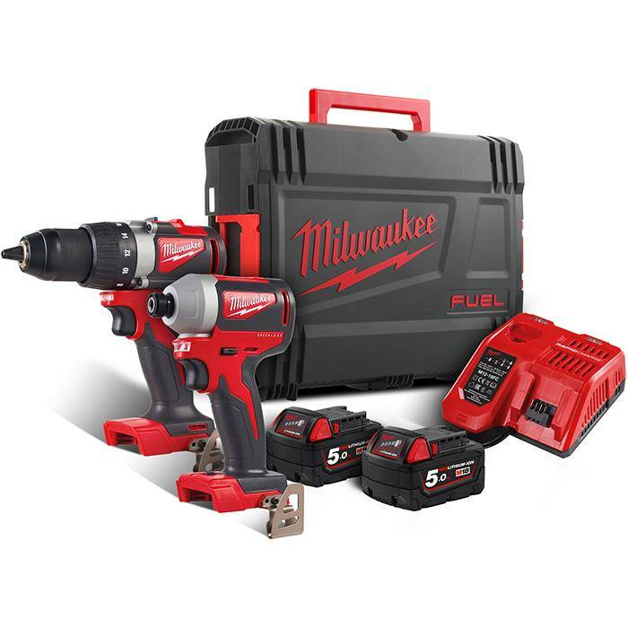 Milwaukee M18 BLPP2B2-502X Työkalupaketti