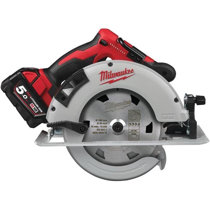 Milwaukee M18 BLCS66-0X Pyörösaha ilman akkuja ja laturia