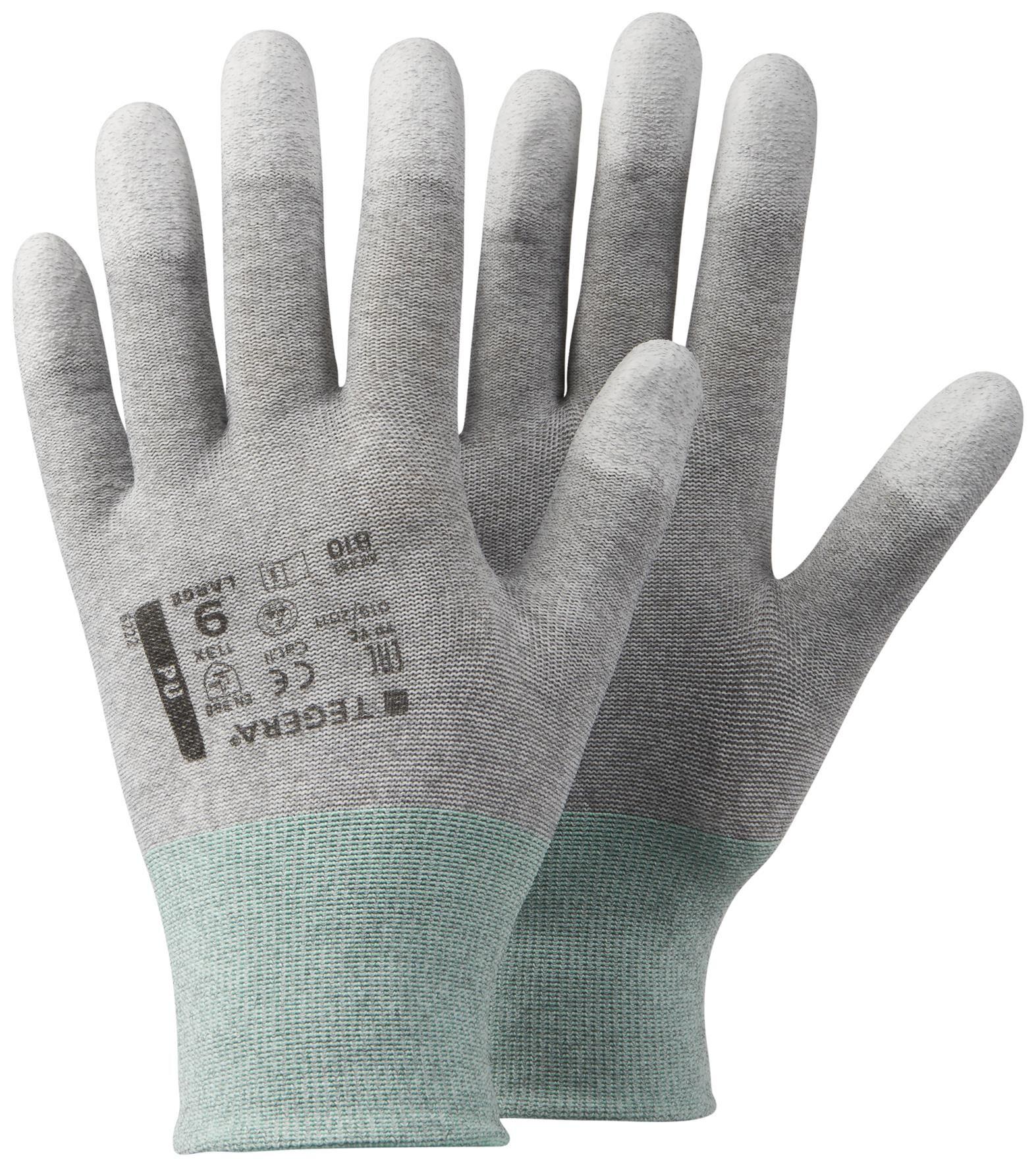 Tegera 810 Käsineet Nailon Koko 8