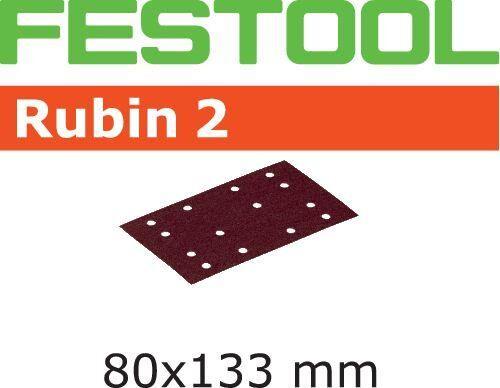 Festool STF RU2 Hiomapaperi 80x133mm 50 kpl. P120